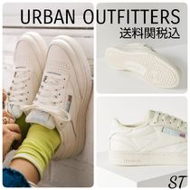 Urban Outfitters Platform Collaboration Plain Leather Logo