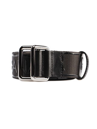 Nylon Leather Belts