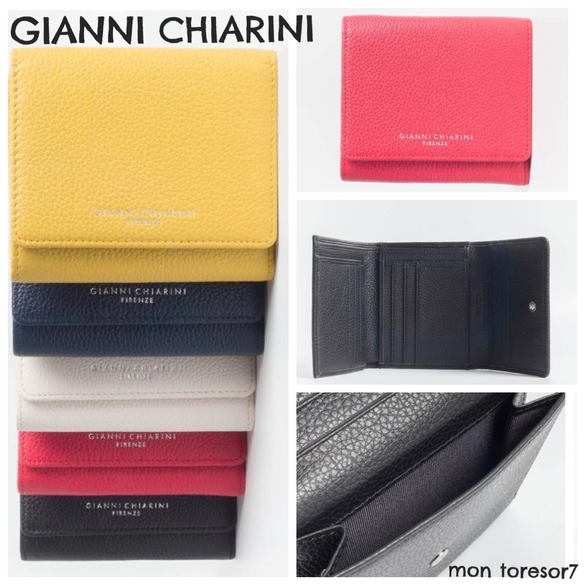 shop gianni chiarini wallets & card holders