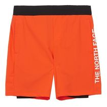 THE NORTH FACE WHITE LABEL Unisex Street Style Logo Bottoms