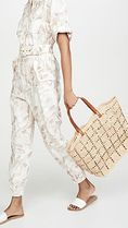 Mar Y Sol Casual Style A4 Plain Totes