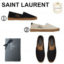 Saint Laurent Casual Style Slip-On Shoes