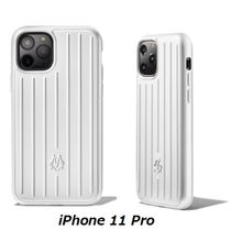 RIMOWA Unisex Logo iPhone 11 Pro iPhone 11 Pro Max iPhone 11
