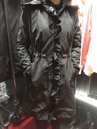 MONCLER OUTREMER Plain Trench Coats