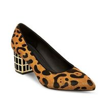 Brian Atwood Leopard Patterns Pumps & Mules