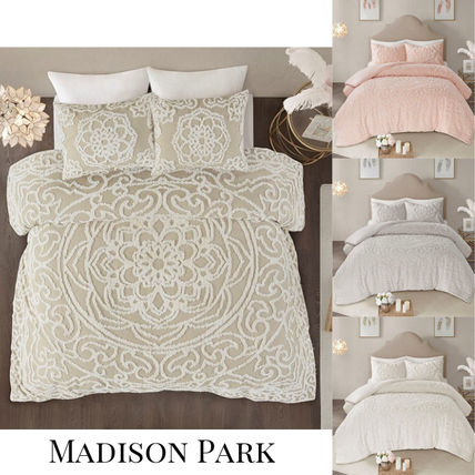 MADISON PARK Pillowcases Comforter Covers Co-ord Duvet Covers