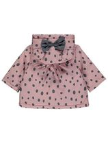 George Collaboration Baby Girl Outerwear