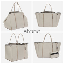 State of Escape Casual Style A4 Plain Office Style Totes
