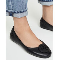 Tory Burch Casual Style Street Style Leather Flats