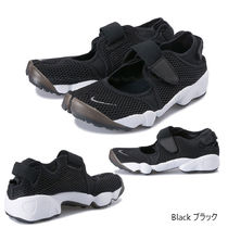 Nike AIR RIFT Casual Style Unisex Logo Low-Top Sneakers