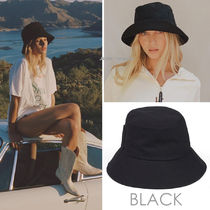lack of color Street Style Bucket Hats Keychains & Bag Charms