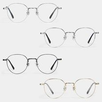 Gentle Monster Street Style Round Eyeglasses
