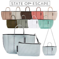 State of Escape Casual Style Handmade Party Style Formal Style  Totes
