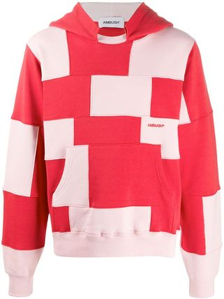 Pullovers Street Style Long Sleeves Plain Cotton Oversized