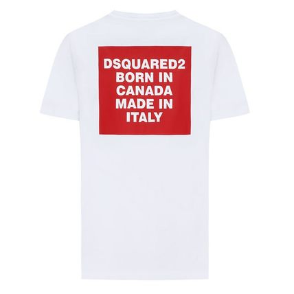 D SQUARED2 More T-Shirts Street Style Short Sleeves Logo T-Shirts 9