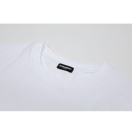 D SQUARED2 More T-Shirts Street Style Short Sleeves Logo T-Shirts 11