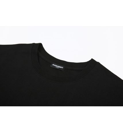 D SQUARED2 More T-Shirts Street Style Short Sleeves Logo T-Shirts 5