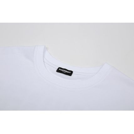 D SQUARED2 More T-Shirts Street Style Short Sleeves Logo T-Shirts 10