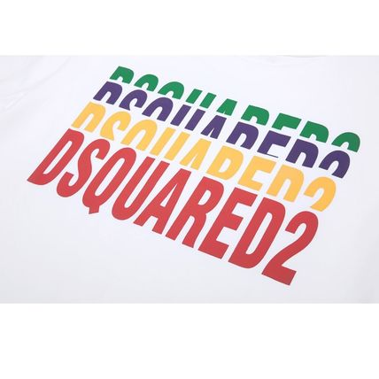 D SQUARED2 More T-Shirts Street Style Short Sleeves Logo T-Shirts 13