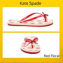 kate spade new york Flower Patterns Dots Tropical Patterns Casual Style Logo
