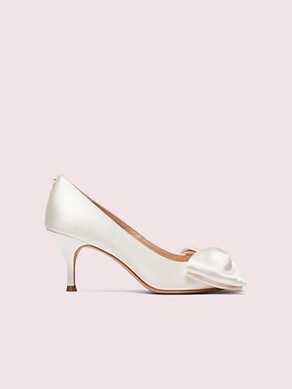 kate spade new york Open Toe Plain Party Style Elegant Style