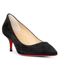 Christian Louboutin Suede Pumps & Mules