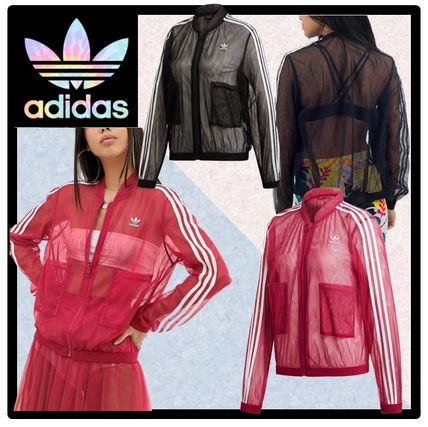 adidas Casual Style Street Style Outerwear