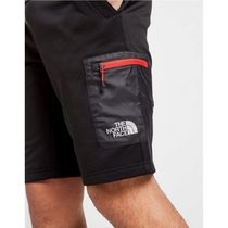 THE NORTH FACE Street Style Plain Logo Shorts