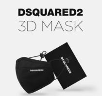 D SQUARED2 Unisex Street Style Cotton Accessories