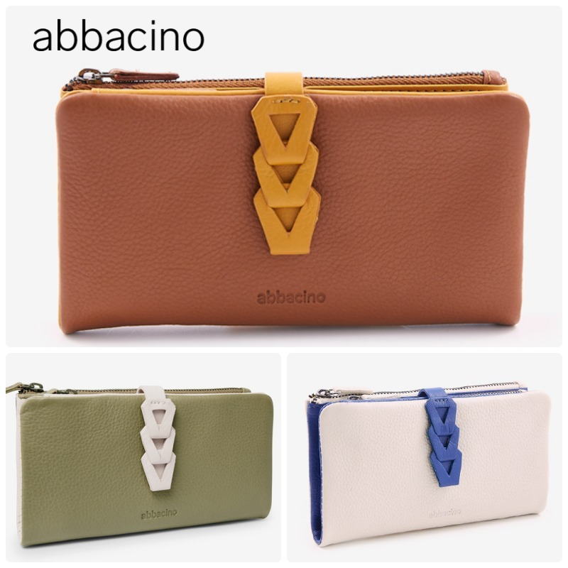 shop abbacino wallets & card holders