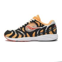 SAUCONY Casual Style Unisex Low-Top Sneakers