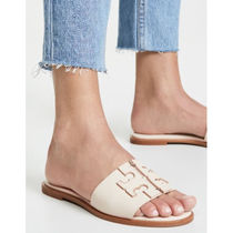 Tory Burch Casual Style Street Style Leather Sandals Sandal