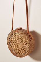 Anthropologie Casual Style Plain Crossbody Shoulder Bags