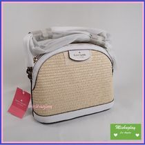 kate spade new york Casual Style Blended Fabrics Crossbody Shoulder Bags