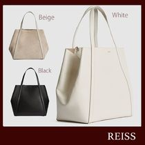 REISS Casual Style Plain Office Style Elegant Style Formal Style