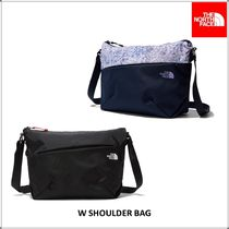THE NORTH FACE Casual Style Nylon Crossbody Shoulder Bags