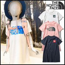THE NORTH FACE Street Style Kids Girl Dresses