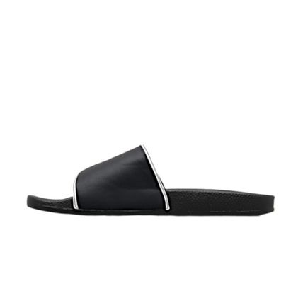 Open Toe Casual Style Slippers Logo Sandals Sandal