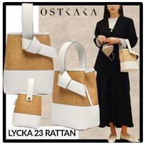 OSTKAKA Casual Style Street Style Shoulder Bags