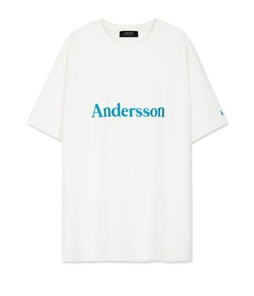ANDERSSON BELL More T-Shirts Unisex Street Style Cotton Short Sleeves Oversized T-Shirts 11