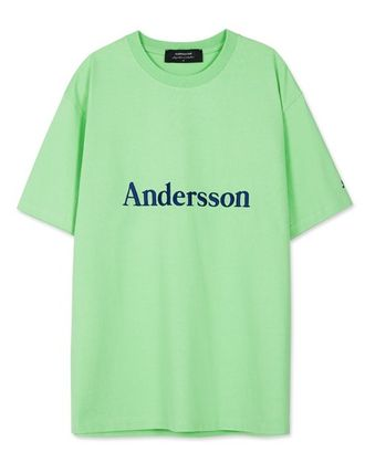 ANDERSSON BELL More T-Shirts Unisex Street Style Cotton Short Sleeves Oversized T-Shirts 13