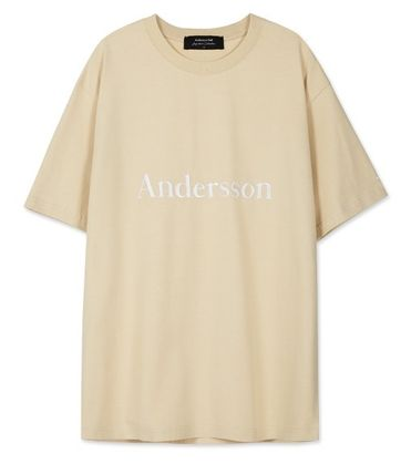 ANDERSSON BELL More T-Shirts Unisex Street Style Cotton Short Sleeves Oversized T-Shirts 14