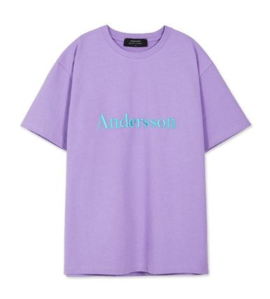 ANDERSSON BELL More T-Shirts Unisex Street Style Cotton Short Sleeves Oversized T-Shirts 19