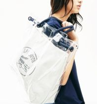 LACOSTE Street Style Totes