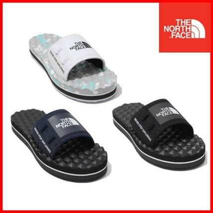 THE NORTH FACE Unisex Street Style Shower Shoes Logo Shower Sandals
