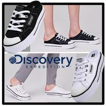 Discovery EXPEDITION Casual Style Street Style Low-Top Sneakers