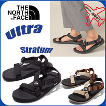 THE NORTH FACE Street Style Sport Sandals Logo Sports Sandals