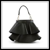 repetto 2WAY Leather Party Style Purses Crossbody Formal Style