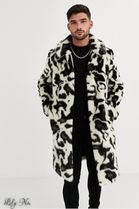 ASOS Leopard Patterns Faux Fur Street Style Other Animal Patterns