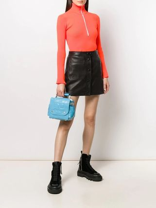 Casual Style Leather Party Style Elegant Style Formal Style
